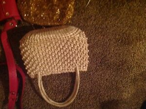 collection of purses some like new some vintage