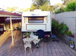 Spaceline 17ft Caravan Happy Valley Morphett Vale Area Preview