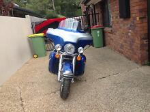2009 Harley-Davidson Electra Glide Classic 1584 (FLHTC) Birkdale Redland Area Preview