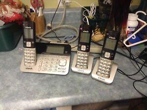 Telephone sans fil V-Tech