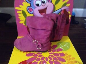 Toddler size 6 George boots