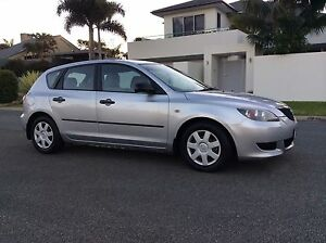 2005 Mazda 3 Hatchback Southport Gold Coast City Preview