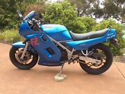 1986 Yamaha FZ750 Darley Moorabool Area Preview
