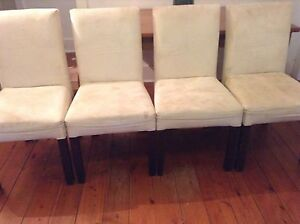 Dining Chairs Beyond Furniture Cammeray North Sydney Area Preview