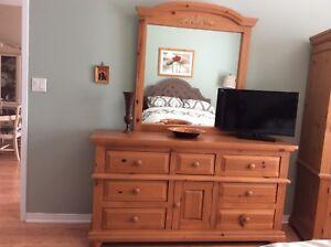 Bedroom suite ( 5pces )