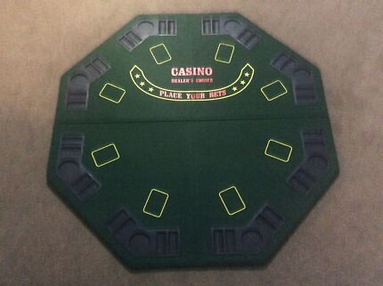Fat cat craps table