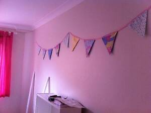 Hand made bunting Lane Cove North Lane Cove Area Preview