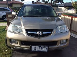 2005 Honda MDX wagen Luxury 4x4 with RWC St Albans Brimbank Area Preview