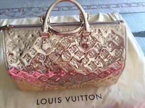 Authentic Louis Vuitton Miroir Mirrow Speedy35