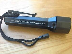 Pelican sabre light torch Harrington Park Camden Area Preview