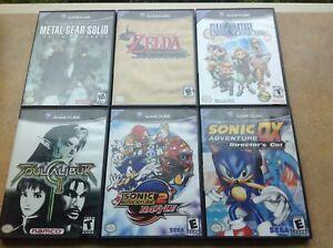 Epic GameCube Games