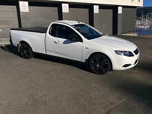 FORD FALCON FG Ute Sandy Bay Hobart City Preview