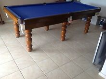 8 x 4 ft B&B Billiard Table Croydon Hills Maroondah Area Preview