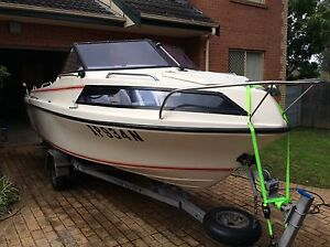 16ft 5 person boat for sale Kingswood Penrith Area Preview