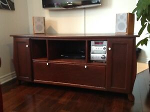 Meuble bois massif - Solid Wood TV or Entertainment unit