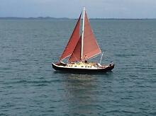 Catamaran Wharram Pahi Coolum Beach Noosa Area Preview