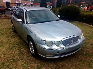 2001 Rover 75 Luxury V6 Auto Sedan Low KM's 3 months Rego Woodbine Campbelltown Area Preview