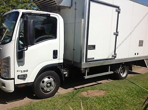 Truck with work Caboolture Caboolture Area Preview