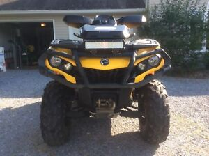 2015 Can Am Outlander 650Max XT