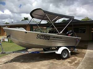 QUINTREX 420 DORY WIDE BODY 2009 Rochedale South Brisbane South East Preview