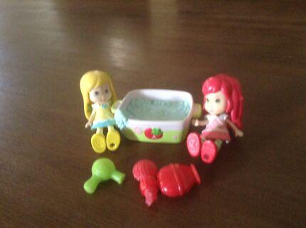 STRAWBERRY SHORTCAKE BERRY BUBBLY BATH PLAYSET | Toys - Indoor ...