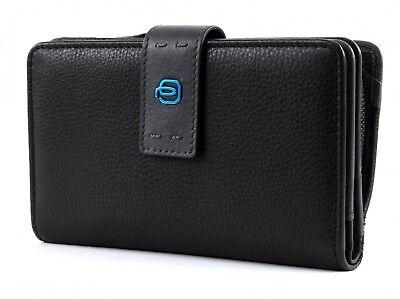 PIQUADRO Borsa Pulse Women's Wallet Horizontal