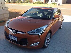 2012 Hyundai Veloster Coupe Geraldton Geraldton City Preview