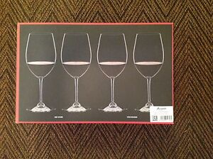 Riedel Accanto Red Wine Glasses - Set of 4