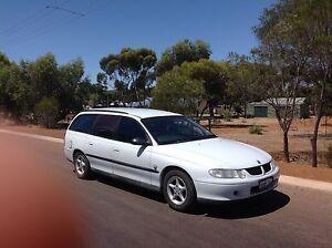 2002 Holden Commodore Wagon Perth Perth City Area Preview