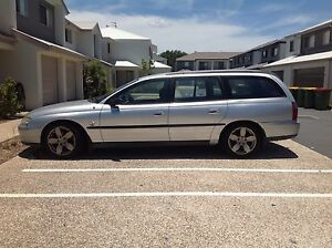 Negogiable.LPG Holden Commodore VXII executive wagon Coomera Gold Coast North Preview