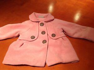 Girls Coat Pink Kingston Kingborough Area Preview