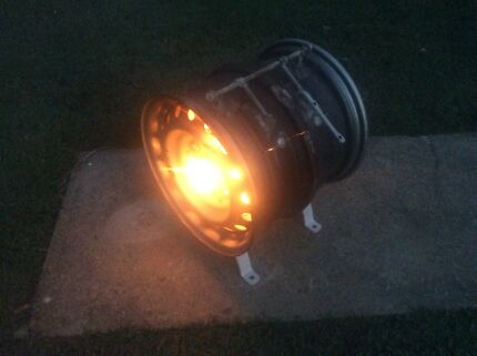 FIRE PIT - WOOD HEATER - BACKYARD PARTY - THE DEPTH CHARGE - LAST ONE!