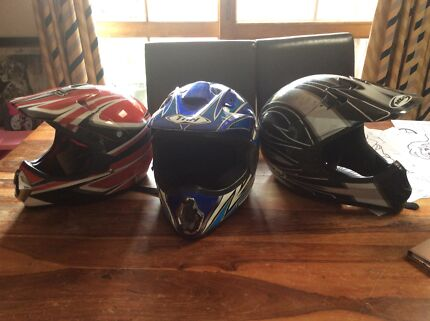 Motorbike Helmets In Melbourne Region VIC