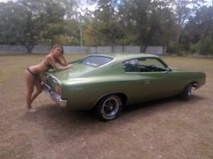 1974 Chrysler Valiant Charger Brisbane City Brisbane North West Preview