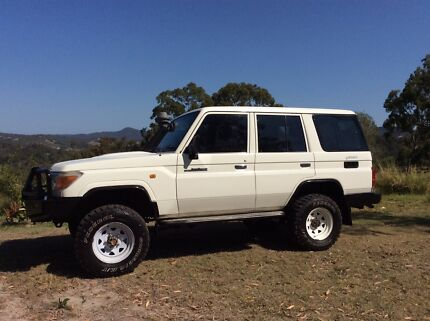 2010 Toyota LandCruiser Wagon VDJ76R V8 Turbo Diesel Brisbane City Brisbane North West Preview
