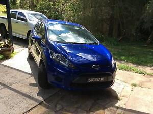 2012 Ford Fiesta Hatchback Hazelbrook Blue Mountains Preview