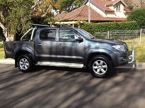 2011 Toyota Hilux Ute Berowra Hornsby Area Preview