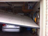Opener installation and garage door repairs