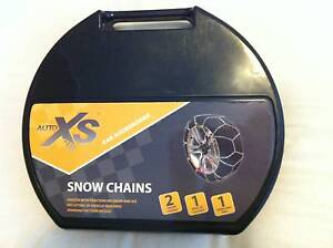 Snow chains O'Connor North Canberra Preview
