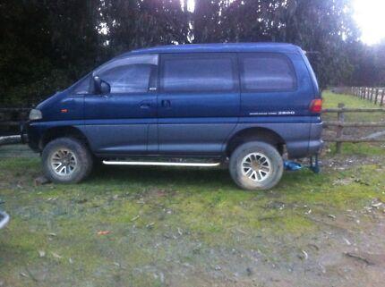 1995 Delica Van