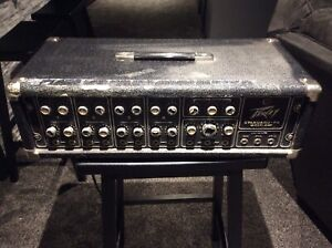 Peavey powered pa system