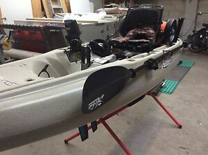 Hobie Outback Kayak Shearwater Latrobe Area Preview