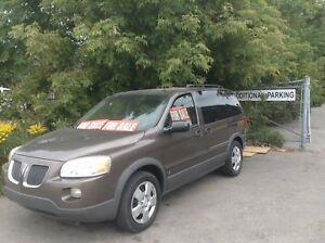 2008 Chevrolet Uplander lady owned low kilometres very clean