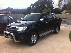 2011 Toyota Hilux Ute Thornbury Darebin Area Preview