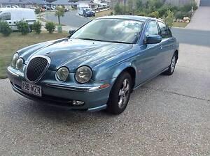 1999 Jaguar S Type Sedan D'aguilar Moreton Area Preview