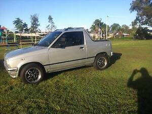 1985 Suzuki Mighty Boy ute Pialba Fraser Coast Preview