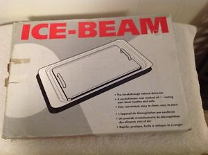 Ice-Beam Natural,Quick Meat Defroster