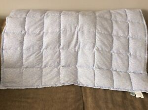 Laura Ashley Down Baby Comforter $10