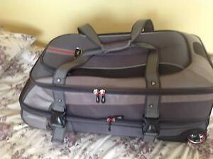 Luggage - High Sierra AT7 81cm wheeled duffel with straps Tenambit Maitland Area Preview
