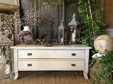 """SOLD P P/U... """"The Hampton Classic!!""""   Vintage Coffee Table Butler Wanneroo Area Preview"""